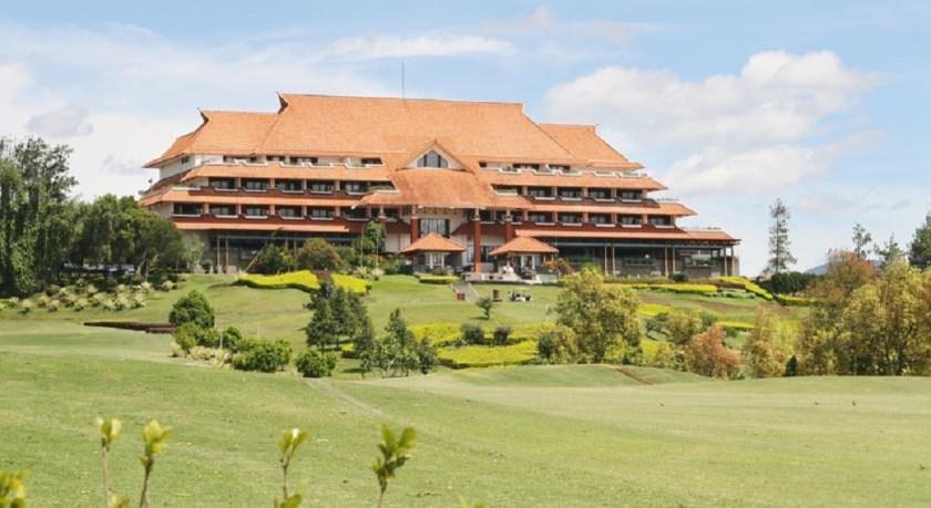 Bandung Giri Gahana Golf Resort - Hotel di Bandung