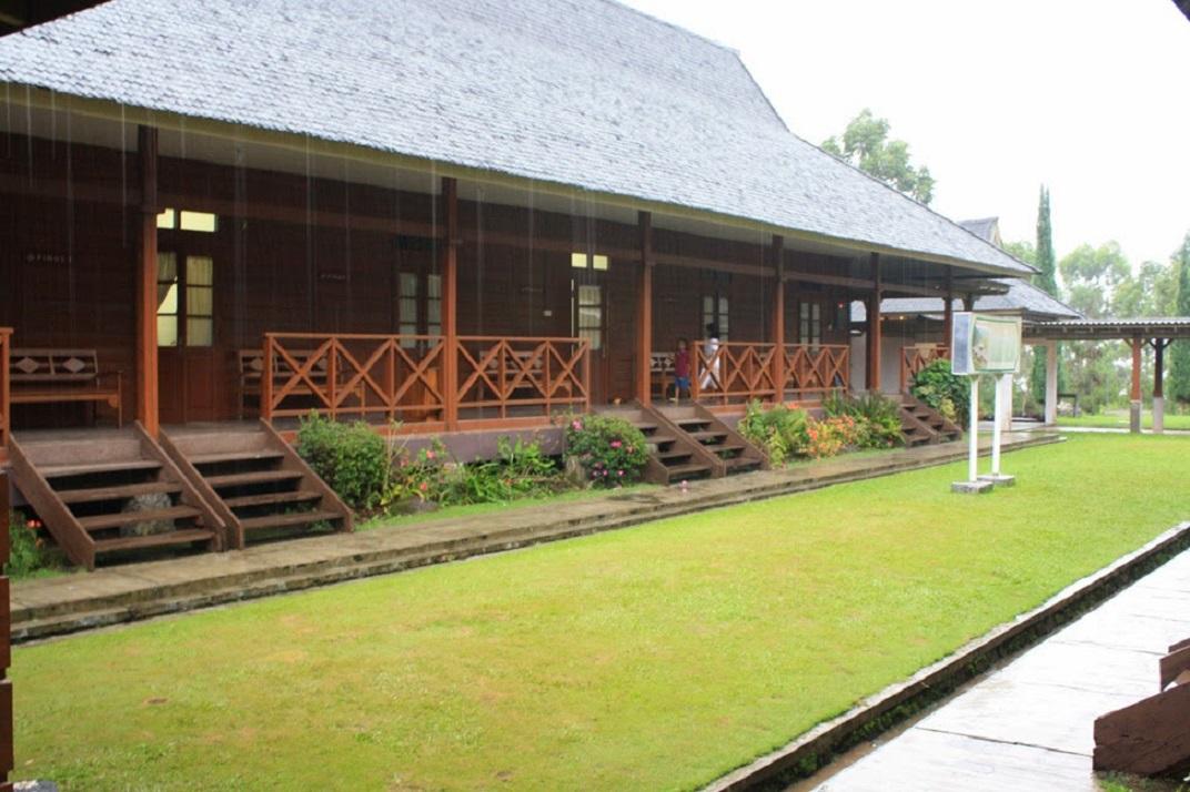 Patuha Resort Kawah Putih di Bandung
