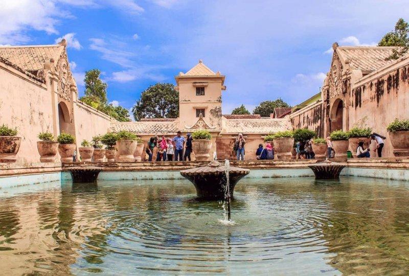 Taman Sari Water Castle Jogja