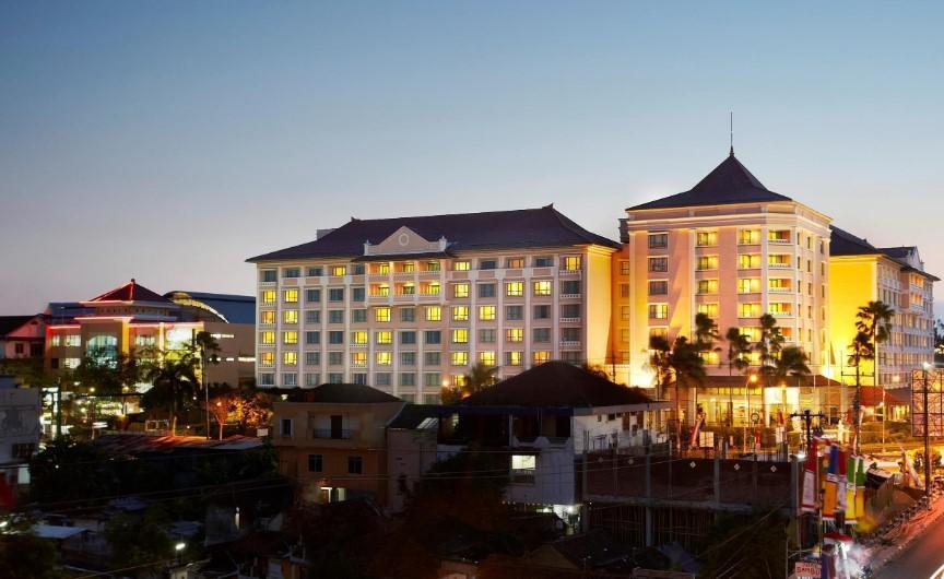 Hotel di Jogja - Melia Purosani