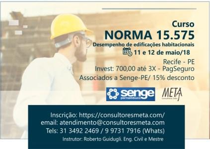 CURSO NORMA 15575