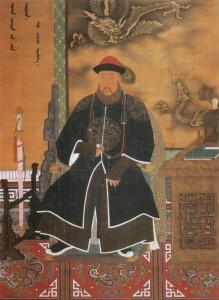 ホショ・メルゲン・チンワン 成宗義皇帝  ドルゴン