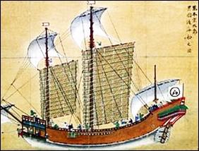 朱印船貿易とは相手国いつから?5