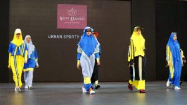 Urban Sporty #SKJ'18 by Selvi Daniati