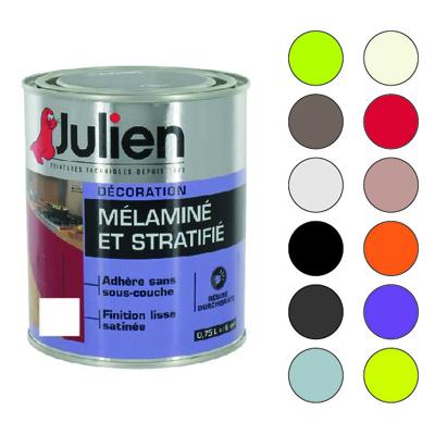 Peinture Mélaminé Et Stratifié Julien 0 75 Litre