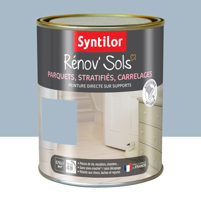 Peinture Sol Rénovation Tous Supports Syntilor