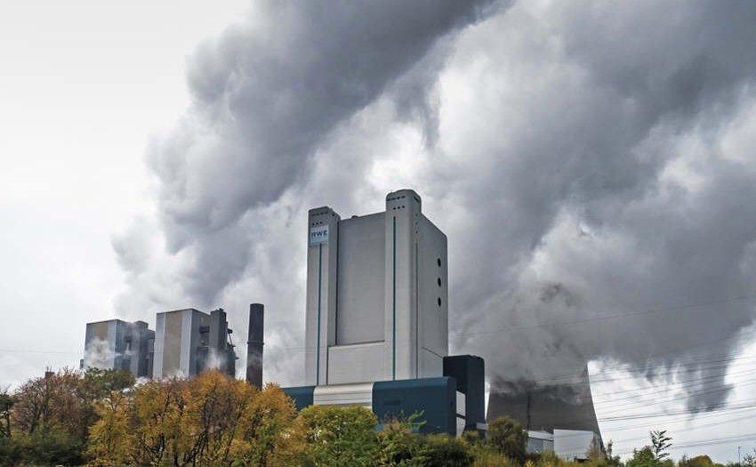 Abschaltplan AKW und Kohlekraftwerke