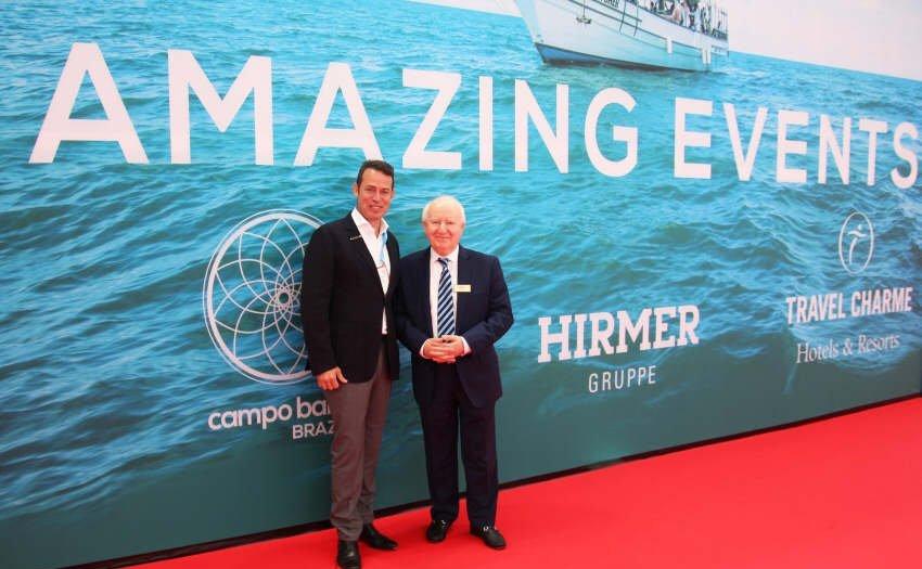 Hirmer Hotels begeistern auf der IMEX