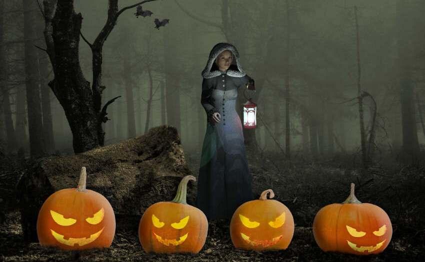 Halloween - Gruselspaß für Jung und Alt