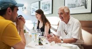 Ein voller Erfolg Generationen-Dinner