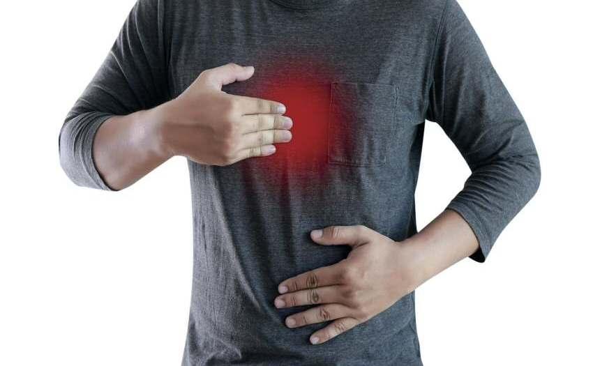 Brennen in der Brust - Das hilft gegen Sodbrennen