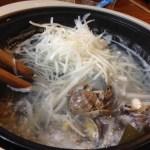 浅蜊と大根のシンプル鍋 素材の美味さ!池波正太郎レシピ