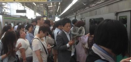 綾瀬駅始発の3番線優先乗車で座って通勤するには?ダイヤ改定最新版