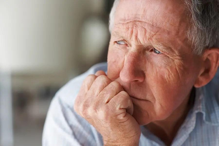 la solitude des personnes agees
