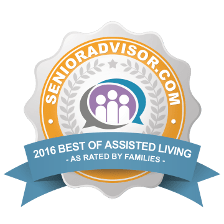 2016 Assisted Living Award