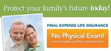 Guaranteed Issue Whole Life Policy - No Health Questions