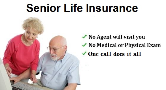 Life Insurance If You Are A Seniors Over 50, 60, 65, 70,