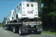 United Nation Vehicles in U.S