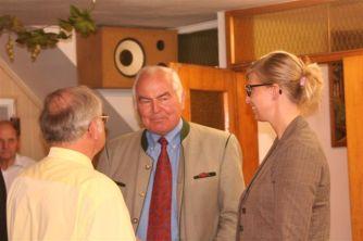 29.08.2011 SEN Stammtisch mit Katrin Poleschner