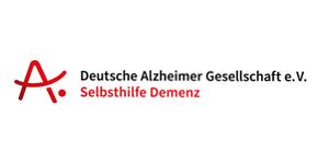 Logo Deutsche Alzheimer