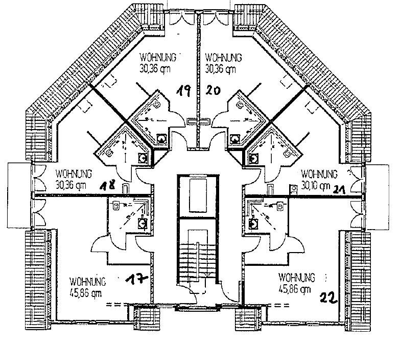 Grundrisse Der Seniorenwohnungen Senioren Appartements In