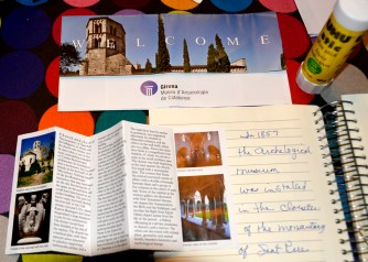 art journal girona history
