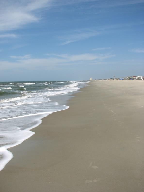 Ocean Isle Beach, North Carolina.  May, 2007.