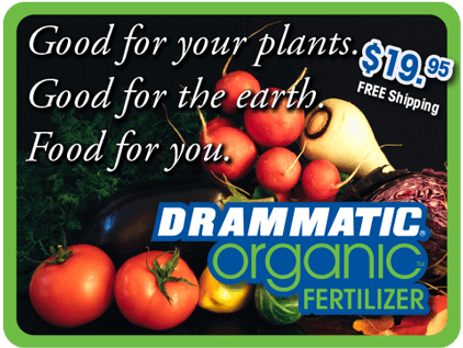 Organic Fertilizer Sale