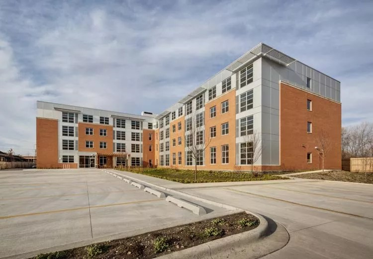 sustainable senior living, LEED Certification