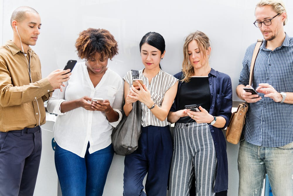 Seniors Don't Text, Millennials Don't Talk