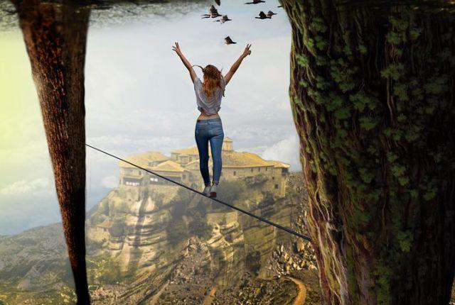 Not a Stuntwoman?