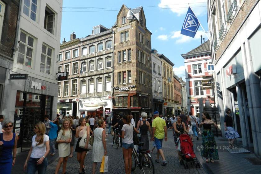 Maastricht w Holendii