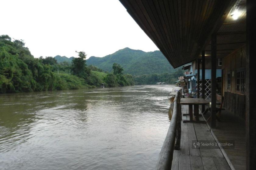 Pensjonat na rzece Kwai