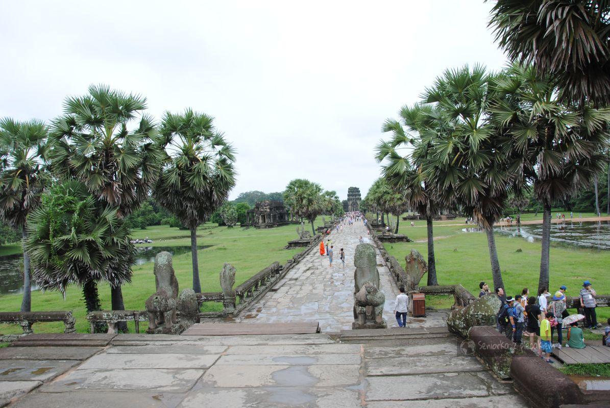 Pierwszy raz w dalekiej Azji – Kambodża – Angkor Wat – cz. 4