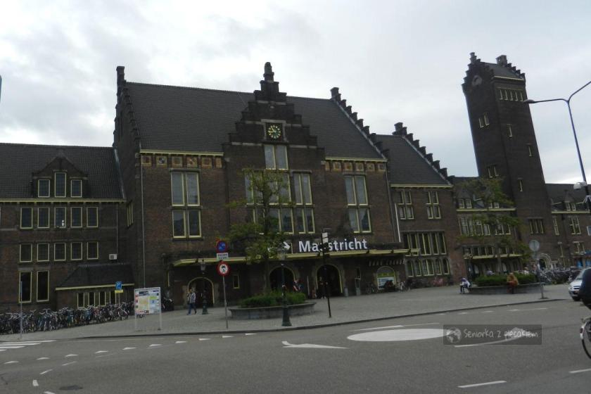 Holandia - Maastricht - dworzec kolejowyHolandia - Maastricht - dworzec kolejowy