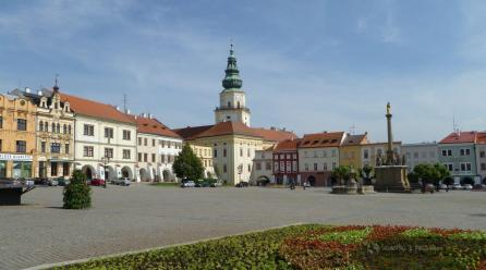 Kromieryż miasto 3 zabytków UNESCO