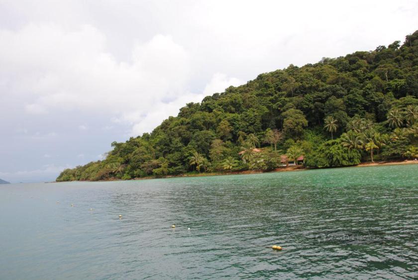 Rejs w pobliżu wyspy Ko Chang