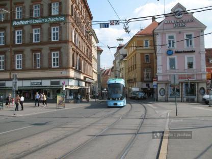 Graz w Austrii