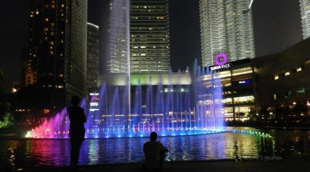 Kuala Lumpur – wieże Petronas