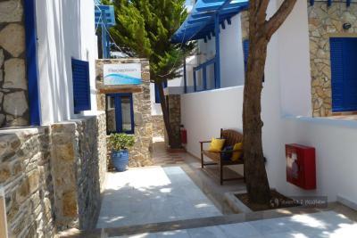 Pensjonat w Livadi na Serifos