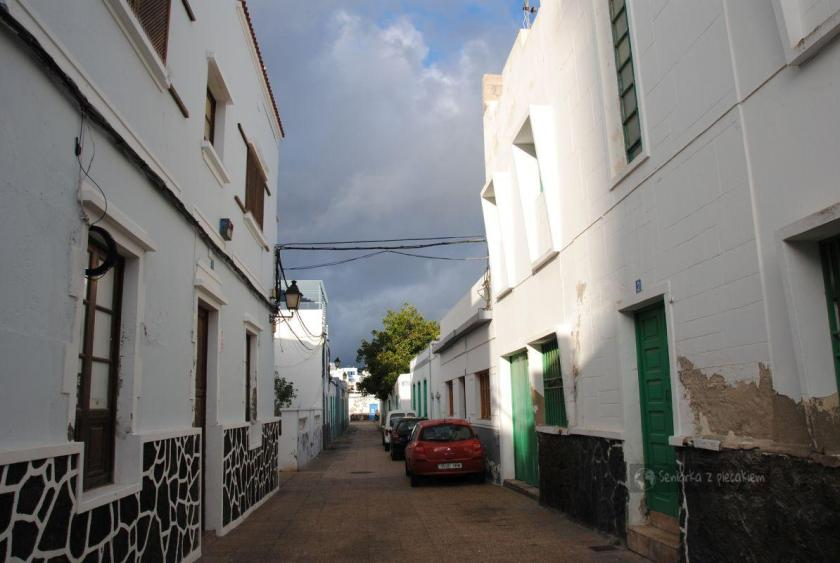 Ulica w Arrecife