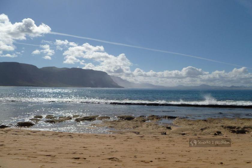 La Graciosa - plaża