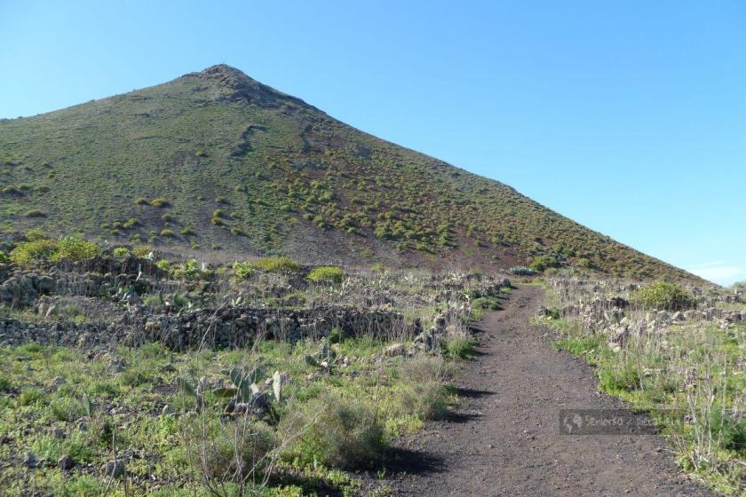 Szlak na wulkan La Corona