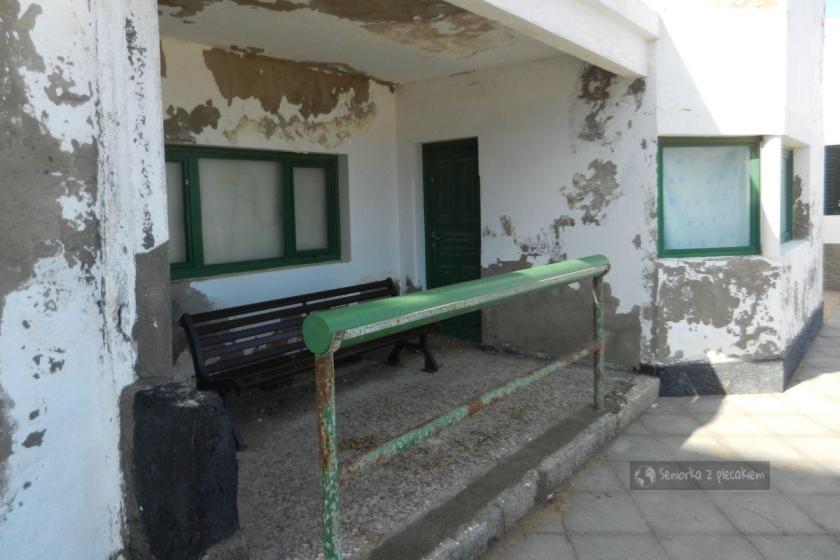 Dom w Caleta de Famara
