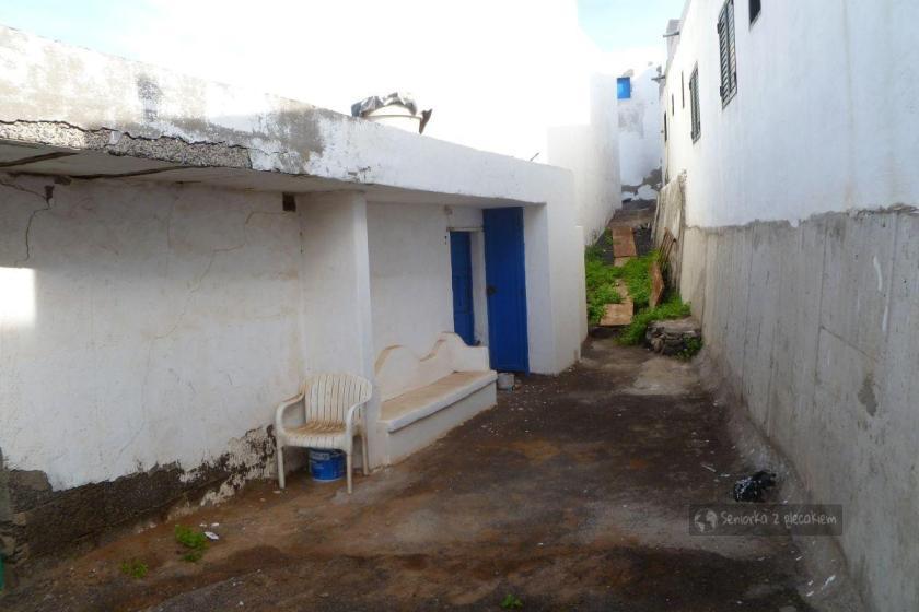 Ulica w Tenesa na Lanzarote