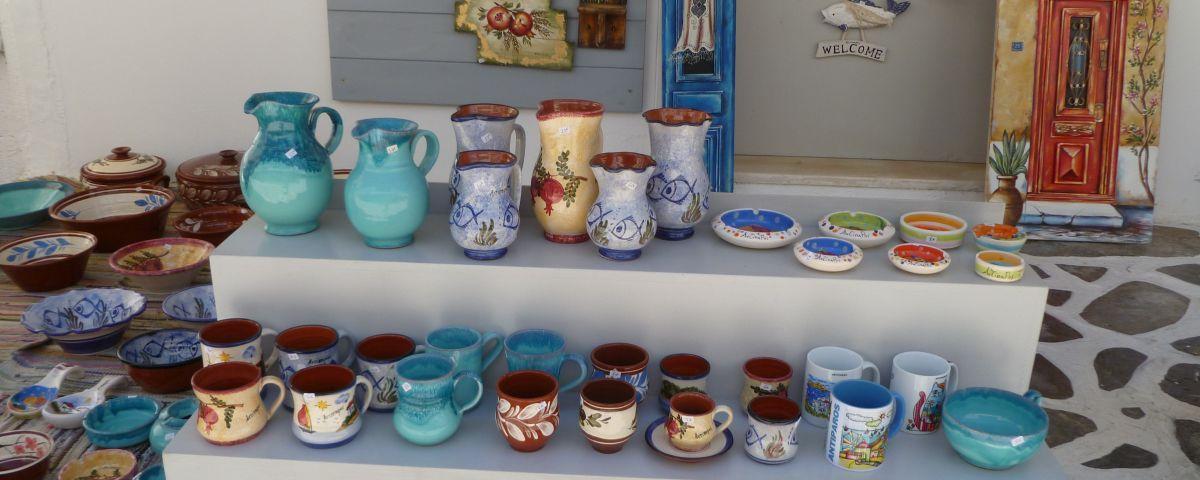 Ceramika na Antyparos