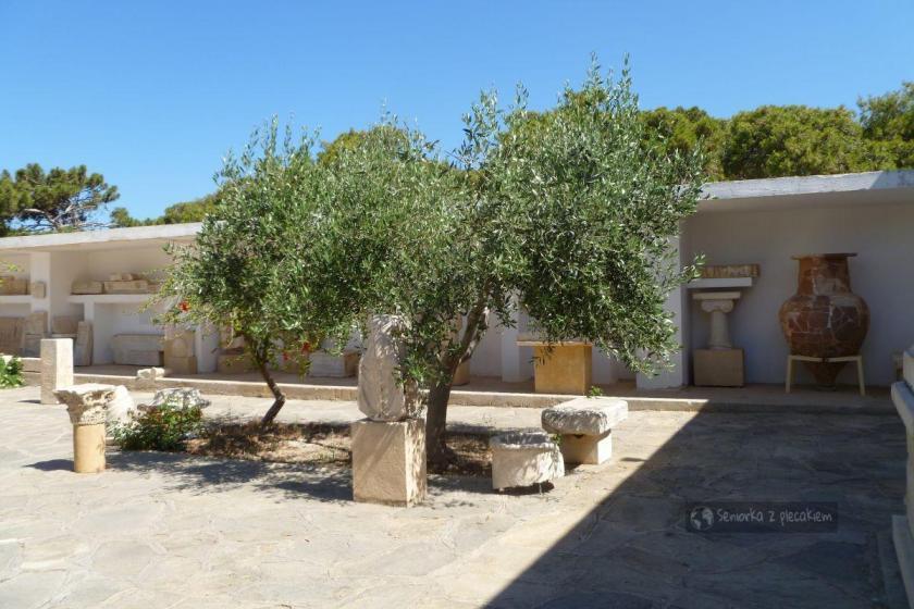 Muzeum Archeologiczne w Parikia na Paros