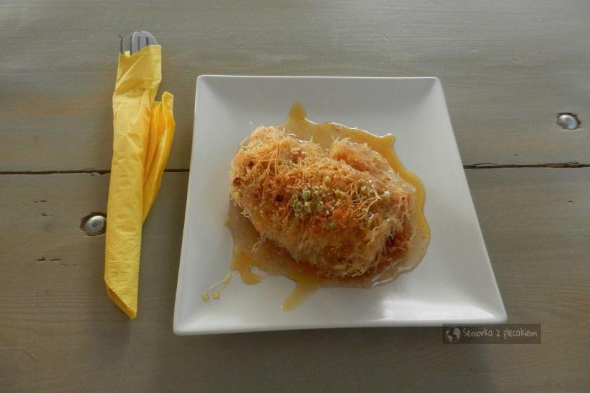 Ciasto kataifi
