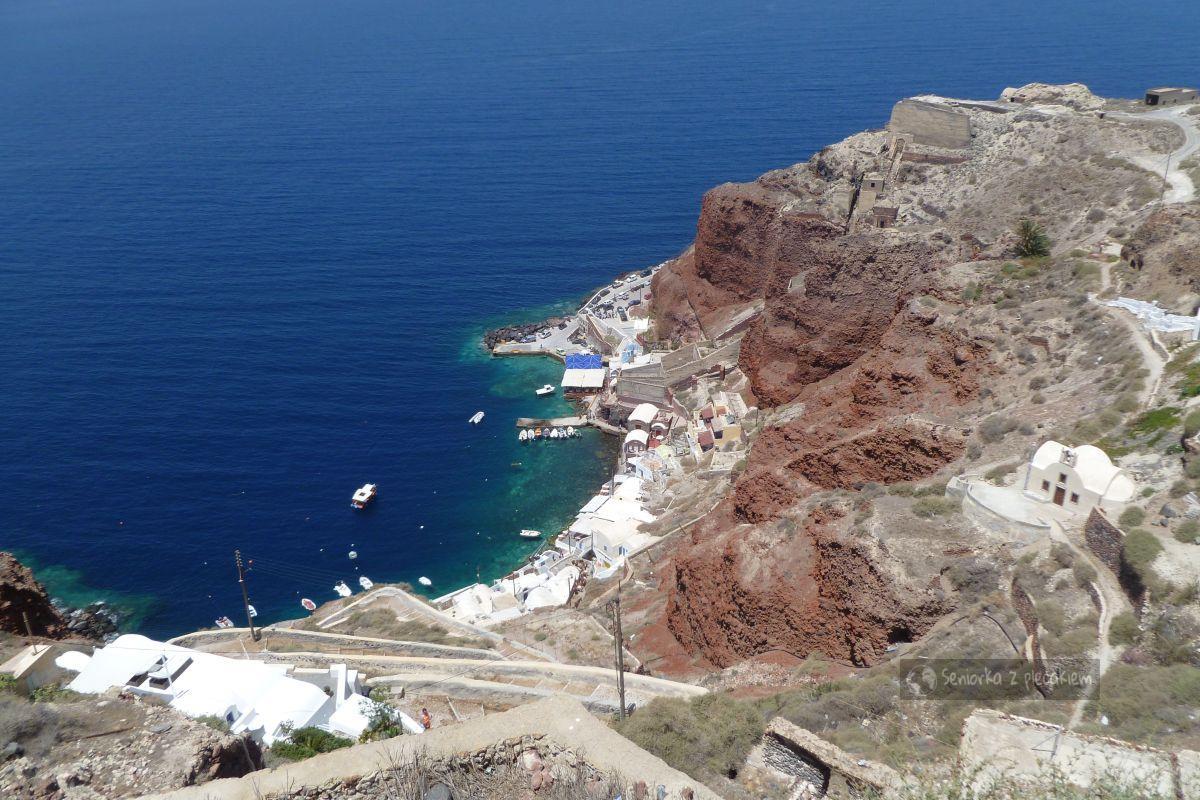Santorini - Firostefani, Oia