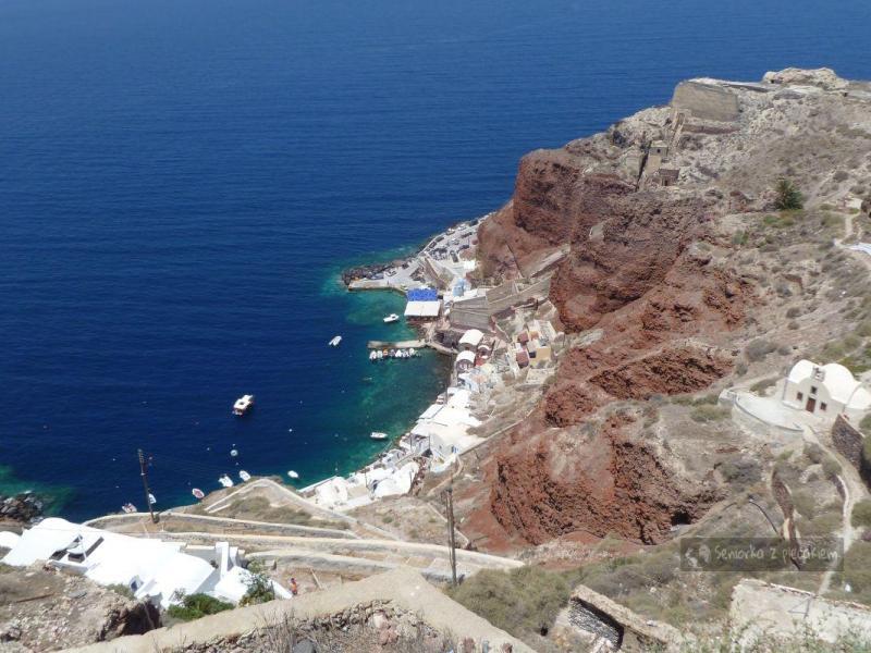 Santorini – Firostefani, Oia